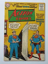 Action Comics (Superman) # 222 us dc 1956 VG-fn