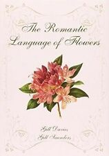 Romantic Language of Flowers by Davies Gill, Gill Saunders (Hardback, 2012)