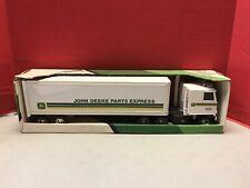John Deere Parts Express Semi-Truck - Ertl Toys - Diecast - 5583