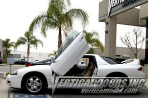 Vertical Doors - Vertical Lambo Door Kit For Dodge Stealth 1991-96 -VDCDSTE9196
