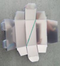 50 boites plastiques pour miniatures 1/60 majorette norev siku matchbox hotwhee