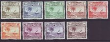 Maldive Islands 1950 SC 20-28 MH Set
