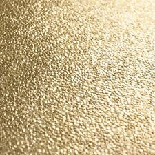 AMELIA TEXTURED METALLIC WALLPAPER - GOLD - MURIVA 701433
