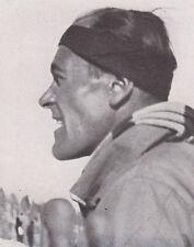 Otto Furrer - Zermatt - Schweiz - Bergführer - Skistar - Weltmeister - um 1933