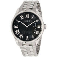 Mido Belluna II Automatic Black Dial Men's Watch M0244071105300 **Open Box**
