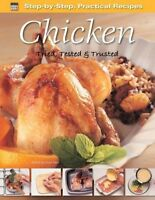 Step-by-Step Practical Recipes: Chicken,Gina Steer