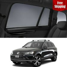 Volkswagen 2010-2014 Touareg Magnetic Rear Car Window Sun Blind Sun Shade Mesh