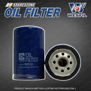 Wesfil Oil Filter for Toyota 4 Runner Coaster Bus Corona Crown Hilux Bundera
