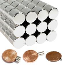 Neodym Magnet N52 Magnetscheiben Stabmagnet Zylindermagnet Starke Magnete Rund