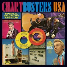 CHARTBUSTERS USA-SPECIAL COUNTRY EDITION   CD NEW+