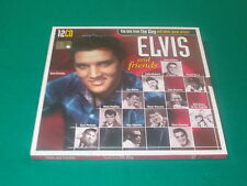 Elvis Presley Elvis and Friends cofanetto 12 cd