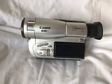 Canon G45 Hi8 Camera 8mm Video Camcorder With Remote Controller