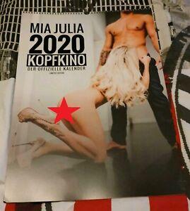 Mia Julia Kalender 2020 Limited Edition