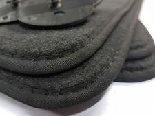 Fußmatten für BMW X5 (E53) Original Qualität Velours Doppelnaht +4x Klett