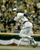 Paul Molitor 8 x10 Autographed Signed Photo ( Brewers HOF ) REPRINT