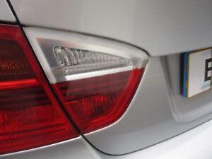 BMW 3 Series E90 passenger side rear light on bootlid 6937459 genuine breaking