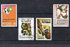 Santo Tome y Principe Mundial Futbol Italia 90 año 1989 (CQ-212)
