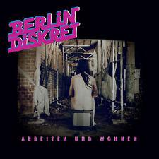 BERLIN DISKRET - Arbeiten und Wohnen LP NEU! > terrorgruppe, the shocks, zack