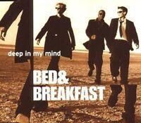 Bed & Breakfast Deep in my mind (1999) [Maxi-CD]