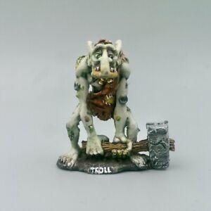 Hobol Firebreath Vintage C20 Troll Painted Warhammer Games Workshop Citadel 1984