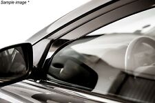 Wind Deflectors compatible with BMW Serie 3 E90 Saloon 2005-2012 4pc