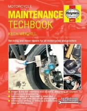 Haynes Techbook: Motorcycle Maintenance Techbook by Haynes Manuals Inc....