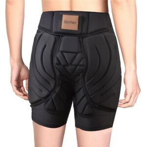 BenKen Ski Butt Pants Hip Protection Guard for Skateboarding Skiing MotorCycling