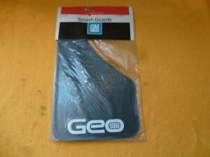 NOS GM GEO SPLASH GUARDS 12341189