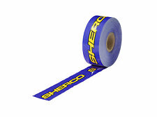 Sherco Trials Course / Pit Area / Racing Barricade Section Tape - Non Adhesive