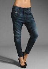 DIESEL FAYZA NE 32/27P Womens Denim Jogg Jeans Regular Fit Tapered Leg NWT