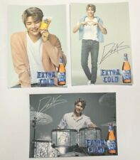 [Official] WANNA ONE Hite Promotional Postcard set 3pcs Kang Daniel Ver.3