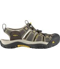 Sandalias de hombre grises de goma