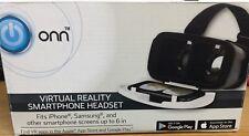 Virtual Reality Vr Headset Smart Glasses 3d Universal Phones ONN
