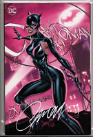 CATWOMAN 80TH ANNIVERSARY #1 (COVER A) SIGNED J. SCOTT CAMPBELL EXCLUSIVE ~ DC