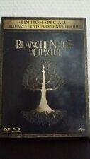 Blanche Neige et le Chasseur STEELBOOK blu-ray Édition Speciale FNAC !