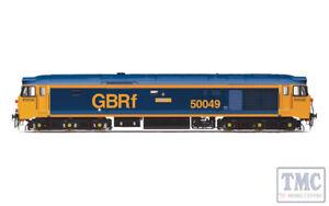 R3883 Hornby OO Gauge GBRf Class 50 Co-Co 50049 'Defiance' - Era 11