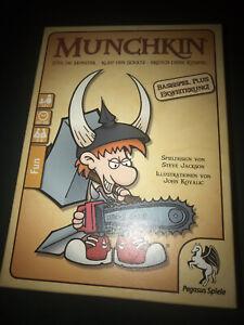 Munchkin 1+2 von Steve Jackson (2013)