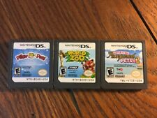 Lot of 3 Pet Games Zoo Pillow Paws Claws (Nintendo DS) - Tested and Guaranteed