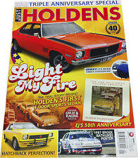 Just Holdens Magazine - Issue #17 (Triple Anniversary Special Edition) + Torana