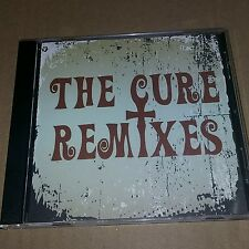 THE CURE, THE REMIXES CD. Limited Edition. Out of Print.