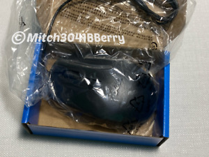 Optical LED Mouse - USB - 3-Button - Scroll - Black - Brand NEW Sealed & in Box
