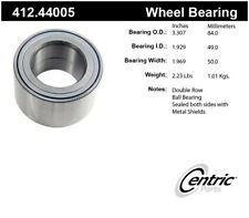 Wheel Bearing-Premium Bearings Rear Centric 412.44005