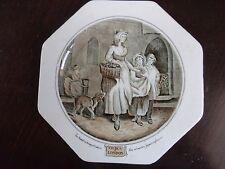 Adams Cries of London decorative plate
