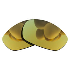 US Yellow Gold AntiScratch Polarized Replacement For-Oakley Straight Jacket 2007