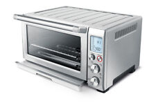 Breville Smart Oven Pro BOV845BSS Convection Toaster Oven with Element IQ