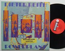 DIETER REITH POWERPLANT ORIG INTERSOUND DMM LP MINT-