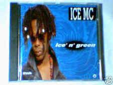 ICE MC Ice 'n' green cd NUOVO FRANCE