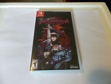 BLOODSTAINED RITUAL OF THE NIGHT   NINTENDO SWITCH