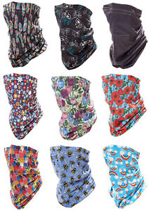 Eco Chic - Reusable / Washable / Snood With Filter Pocket - Face Coverings/mask