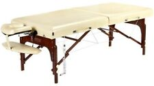 "New Master Massage 30"" Saxon Therma-Top Portable Massage Table"